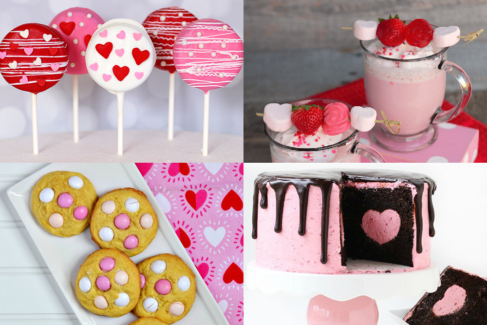 valentine treats recipes